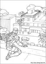 Captain America Civil War Coloring Pages On Coloring Bookinfo