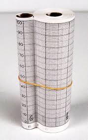 33001 T Foxboro Roll Chart