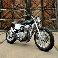 mule yamaha xs street tracker bike exif