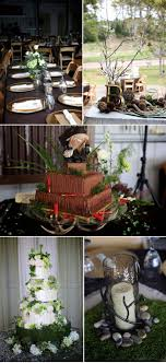 Mossy Oak Wedding Decorations | casadebormela.com