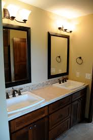 double vanity with two mirrors. double vanity mirrors for bathroom doorje house decorating ideas with two s