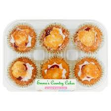 Emmas Handmade Fairy Of The Month Cupcakes 6 Per Pack From Ocado
