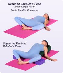 relaxing yoga poses for beginners