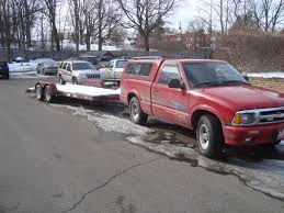 Towing for the 2.2l and 4.3l? - S-10 Forum