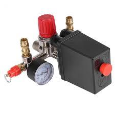 230V Air Compressor <b>Pressure Control Switch</b> Valve Regulator <b>90</b> ...