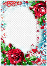 Frames For Photoshop Love Photo Frame For Photoshop Full Of Love Transparent