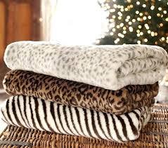 leopard print throw blanket australia animal faux fur large mink soft warm luxury rug