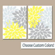 yellow and gray painting yellow and gray canvas wall art astonish yellow gray wall or prints yellow and gray painting
