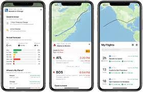 In App Notification Design Flightys Beautiful Design Fast Push Notifications Make It