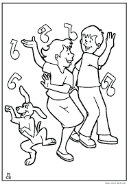 Stunning Dance Coloring Pages 109 Best Images On Pinterest Books To