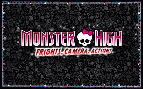 free wallpapers icons frights camera action monster high