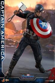 hot toys avengers endgame capn america 010