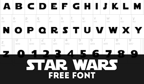 We can use this tool to add new fonts to photoshop, as well as other creative cloud apps, quickly and easily! Download Now Free Star Wars Font September 2020