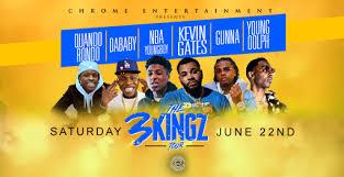 3kingz tour june 22 2019 cancelled