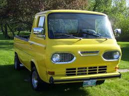 RARE 1965 MERCURY Econoline Pick up Canadian Ford built | Rides ...