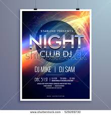 club flyer templates club flyer stock images royalty free images vectors shutterstock