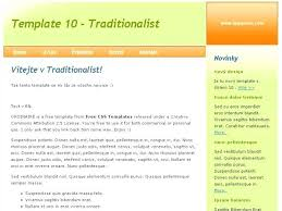 Template Dreamweaver Free Download Free Download Sample Best Premium