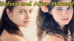 does wonders transformation amazing ugly to pretty using makeup before and after makeup transformation