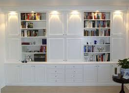 built in cabinets for any room your home houston study with regard to built in wall cabinets designs 15
