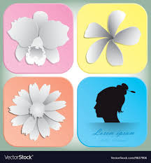 Spa Background Design Beautiful Flowers Design For Spa Background And