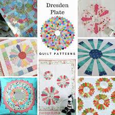 12 Dresden Plate Quilt Patterns   FaveQuilts.com &  Adamdwight.com