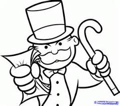 Small Picture Download Monopoly Coloring Pages Ziho Coloring