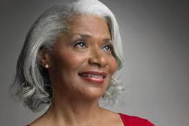 Mature older black women