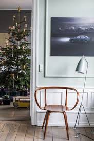 a danish home dressed for the holidays