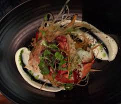 Crispy Lobster Tail appetizer - Yelp
