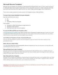 Promotional Model Resume Template Jospar