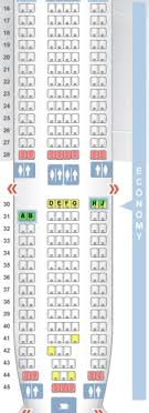 Airbus A333 Delta Seating Chart The Definitive Guide To Klms Direct Routes From The U S