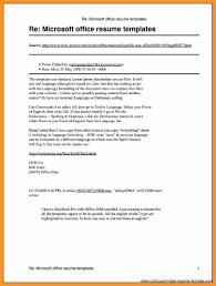 Microsoft Publisher Resume Template - Sarahepps.com -