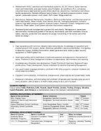 Amusing Maintenance Engineer Resume Pdf 18 With Additional Resume Templates  Word With Maintenance Engineer Resume Pdf