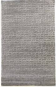 modern geometric pattern rugs gallery modern geometric pattern rug hand knotted in india