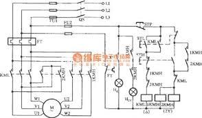 index 209 control circuit circuit diagram seekic com three phase motor dual speed 2y â–³ connection indicator regulator circuit