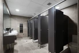 Project Toilet And Shower Partitions Compact Laminate Tabletops - Bathroom toilet partitions
