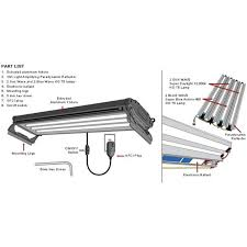 um image for impressive parts of fluorescent light fixtures 85 parts of fluorescent lamp fixture lamp