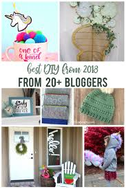 best diy of 2018 from bloggers