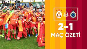 Maç Özeti | Galatasaray U19 2-1 Club Brugge U19 - YouTube