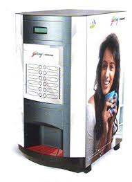 Tea Coffee Vending Machine Unique Buy Godrej Mini Fresh 48 Coffee Machine Multicolour Online At
