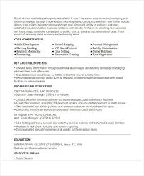 30+ Sales Resume Templates - Pdf, Doc | Free & Premium Templates