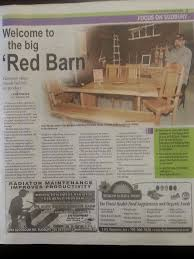 Red Barn Solid Wood furniture Home