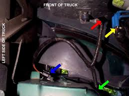how to enable or disable ford daytime running lights drl resistor picture