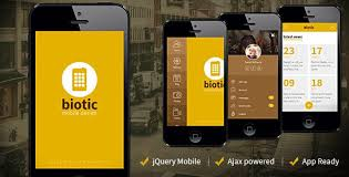 Biotic V1 1 Mobile And Tablet Creative Template Free
