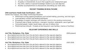 Cna Resume Template Free Interesting Cna Resume Template Free Cna Resume Objective From Cna Resume