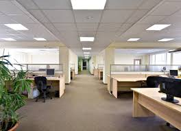 lighting in an office. Whatever Size Or Design Of Your Office Space, There Will Be A LED Lighting Solution That Work Wonders For You. Levels Are Important In Any An