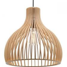 plywood lighting. mercator treasure large natural plywood shade pendant light lighting e