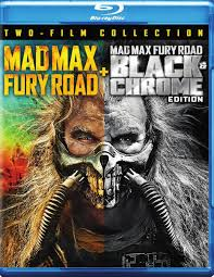 Haunted by his turbulent past, mad max believes the best way to survive is to wander alone. Mad Max Fury Road Mad Max Fury Road Black Chrome Edition Blu Ray 2015 Best Buy