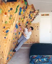 Small Picture Home Climbing Wall Designs Markcastroco