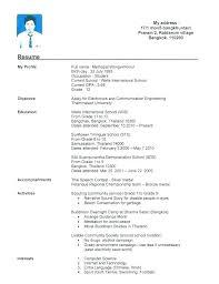 Quick And Easy Cover Letter Job Resume Maker Fake Resume Maker Job